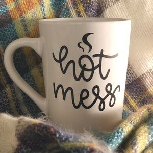 12oz Hot Mess Mug